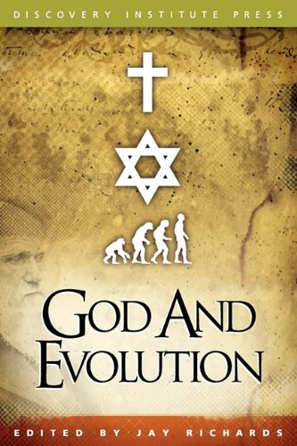 God and Evolution 9780979014161