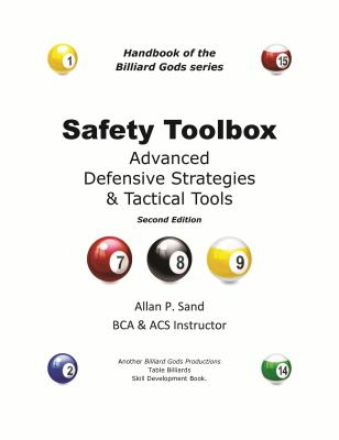 Safety Toolbox - Defensive Strategies for Pool & Pocket Billiards 9780979345418