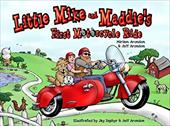 Little Mike and Maddie's First Motorcycle Ride 23567288