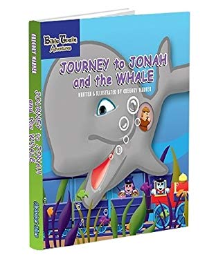 Journey to Jonah and the Whale 9780979554155