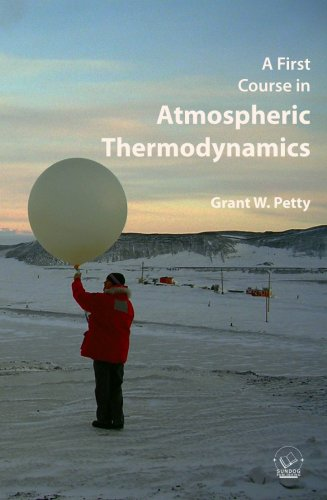 A First Course in Atmospheric Thermodynamics 9780972903325