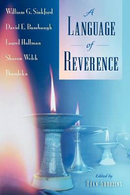 A Language of Reverence 9780970247971