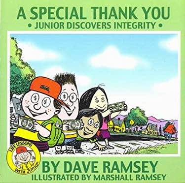 A Special Thank You: Junior Discovers Integrity 9780976963004