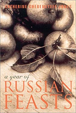 A Year of Russian Feasts 9780971601307