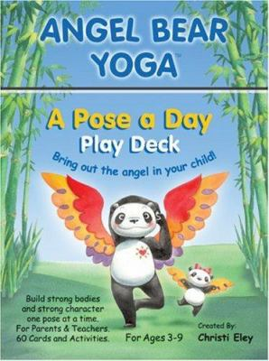 Angel Bear Yoga: A Pose a Day Play Deck 9780978906023