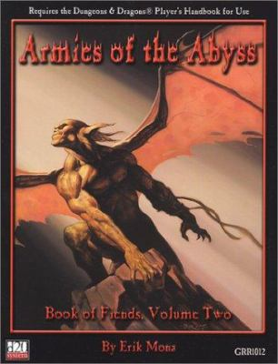 Armies of the Abyss: Book of Fiends: Volume 2 9780971438002
