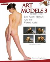 Art Models 3: Life Nude Photos for the Visual Arts [With CDROM] 4348091