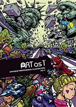 Art as 1: Japanese Professional Illustrators Vol. 2 9780977614318