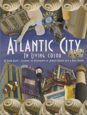 Atlantic City in Living Color 9780972595162