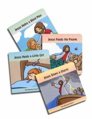 Baby Bible Board Books: Collection #1: Stories of Jesus 9780972554640