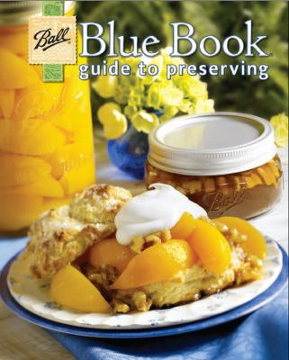 Ball Blue Book of Preserving 9780972753708