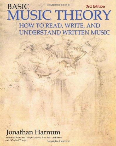 Basic Music Theory 9780970751287