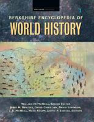 Berkshire Encyclopedia of World History 9780974309101