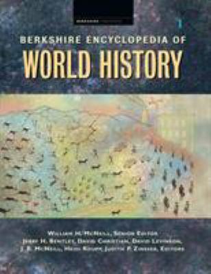 Berkshire Encyclopedia of World History