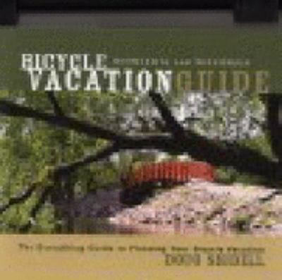 Bicycle Vacation Guide: Minnesota and Wisconsin 9780974662565
