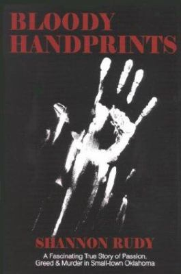 Bloody Hand Prints 9780972451802