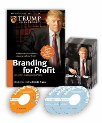 Branding for Profit [With CD-ROM with Workbook and Trump Cards] 9780977421275