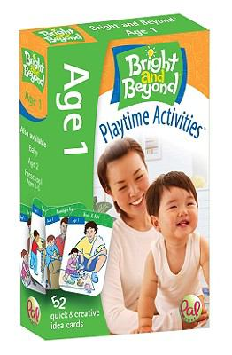 Bright and Beyond Age 1 Playtime Activities