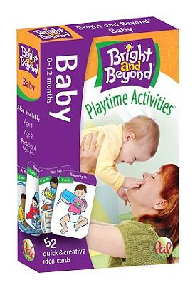 Bright and Beyond Baby Playtime Activities