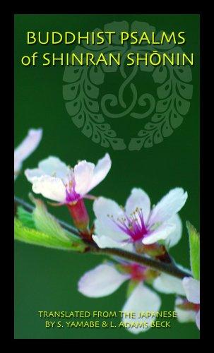 Buddhist Psalms of Shinran Shnin 9780979083891
