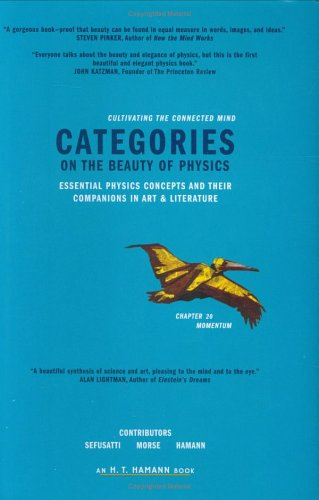 Categorieson the Beauty of Physics: Essential Physics Concepts and Their Companions in Art & Literature 9780974026633