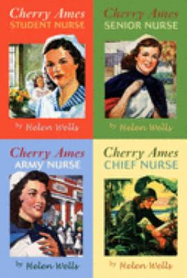 Cherry Ames Boxed Set 1-4 9780977159741
