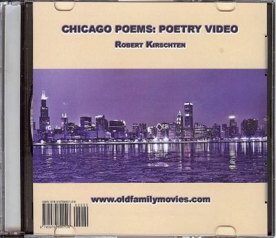 Chicago Poems: Poetry Video 9780979840128