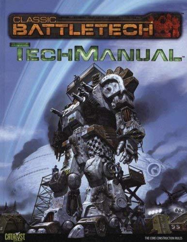 Classic Battletech Techmanual 9780979204722