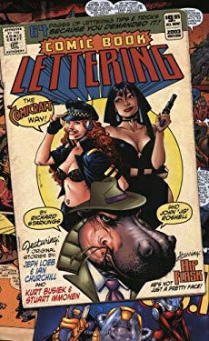 Comic Book Lettering: The Comicraft Way 9780974056739