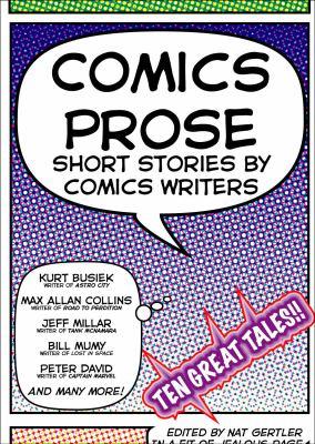 Comics Prose 9780971633865