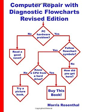 Computer Repair with Diagnostic Flowcharts Revised Edition: Troubleshooting PC Hardware Problems from Boot Failure to Poor Performance 9780972380171