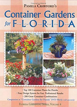 Container Gardens for Florida 9780971222038
