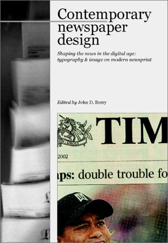 Contemporary Newspaper Design 9780972424035