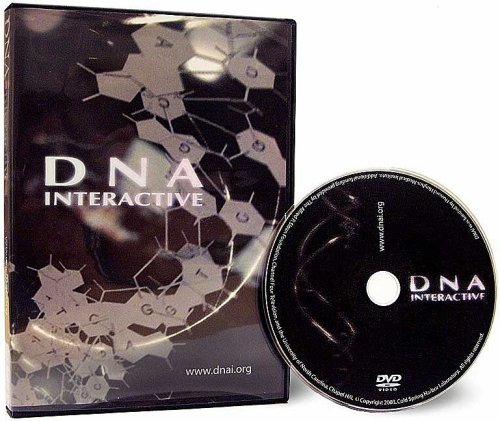 DNA Interactive DVD 9780971058811