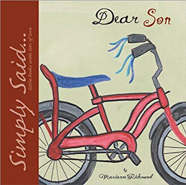 Dear Son: Simply Said...Little Books with Lots of Love 9780976310112