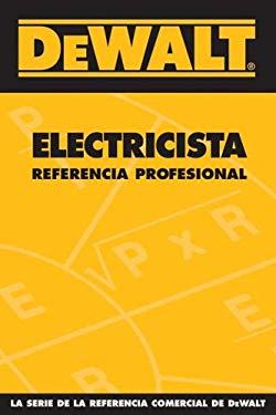 Dewalt Electricista Referencia Profesional 9780975970997