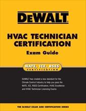 Dewalt HVAC Technician Certification Exam Guide 4351575
