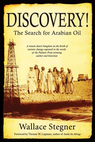 Discovery!: The Search for Arabian Oil 9780970115744