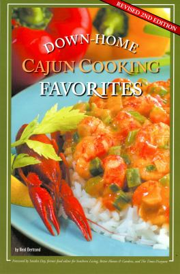 Down-Home Cajun Cooking Favorites 9780970586872