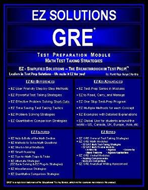 GRE: Test Preparation Module Math Test Taking Strategies