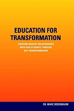 Education for Transformation 9780975354032