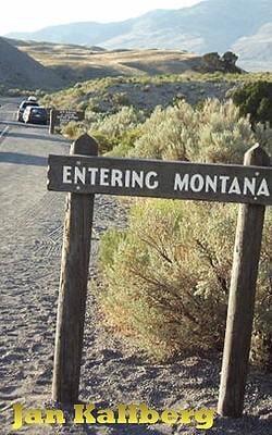 Entering Montana 9780979344954