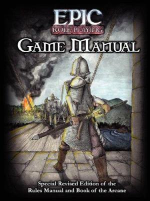 Epic Role Playing Game Manual 9780976094654