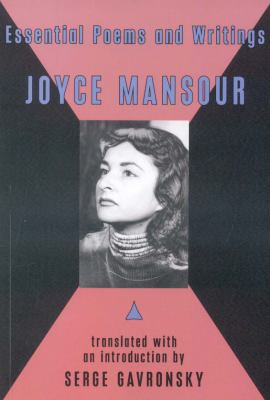 Essential Poems and Writings of Joyce Mansour 9780979513725
