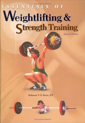 Essentials of Weightlifting & Strength Training 9780971958197