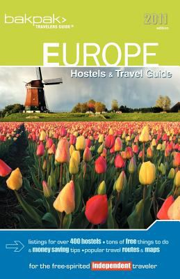 Europe Hostels & Travel Guide 2011 9780976591054
