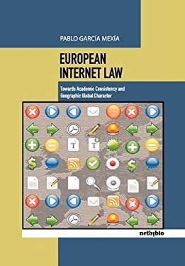 European Internet Law 9780972989299