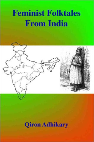 Feminist Folktales from India 9780971412736