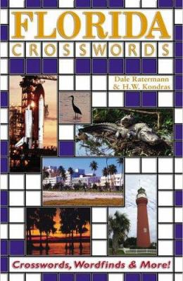 Florida Crosswords: Crosswords, Wordfinds and Games 9780976336174