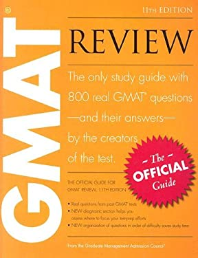 GMAT Review: The Official Guide 9780976570905